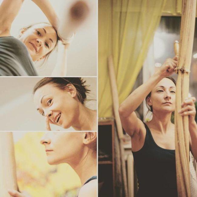 Девушки, которые умеют работать руками (18 фото)