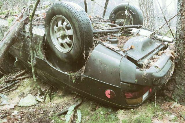 В США обнаружили угнанный 26 лет назад спорткар Porsche 924 (3 фото)