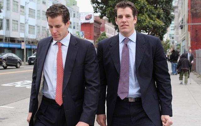 Братья Уинклвоссы стали первыми биткоиновыми миллиардерами