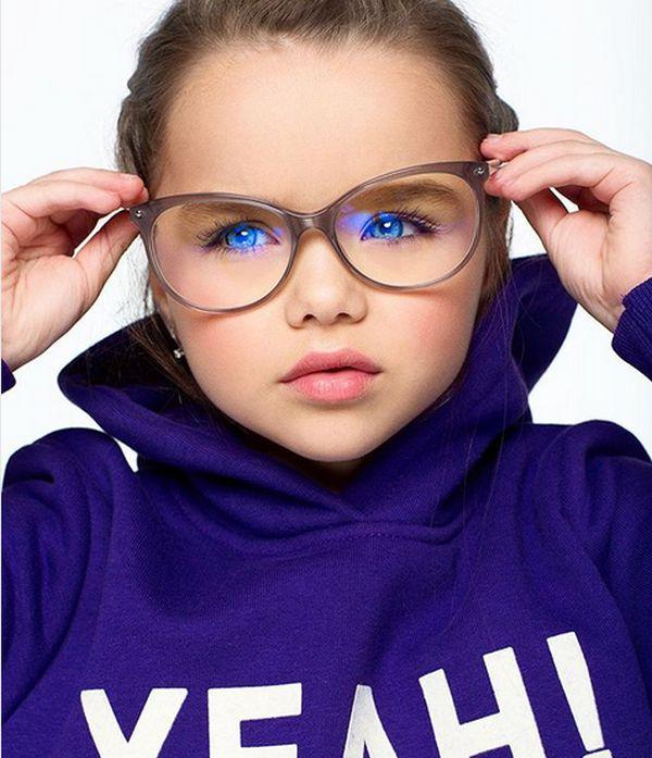 6-летнюю Анастасию Князеву назвали самой красивой девочкой в мире (12 фото + видео)