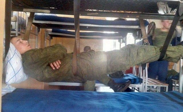 Приколы из армии (22 фото)
