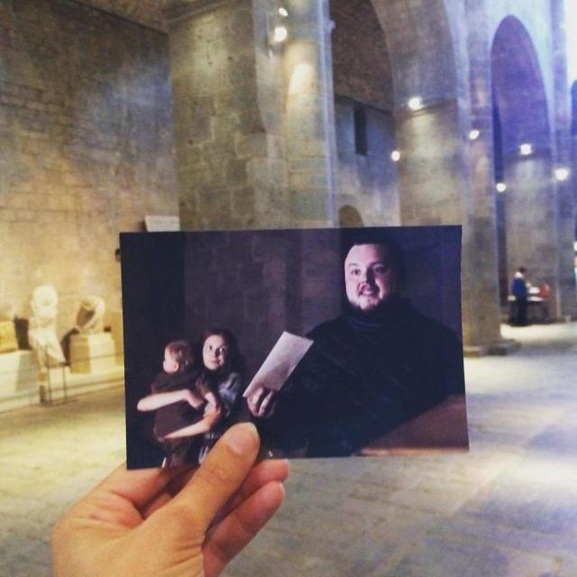 По местам съемок «Игры престолов» с Андреа Дэвид (31 фото)