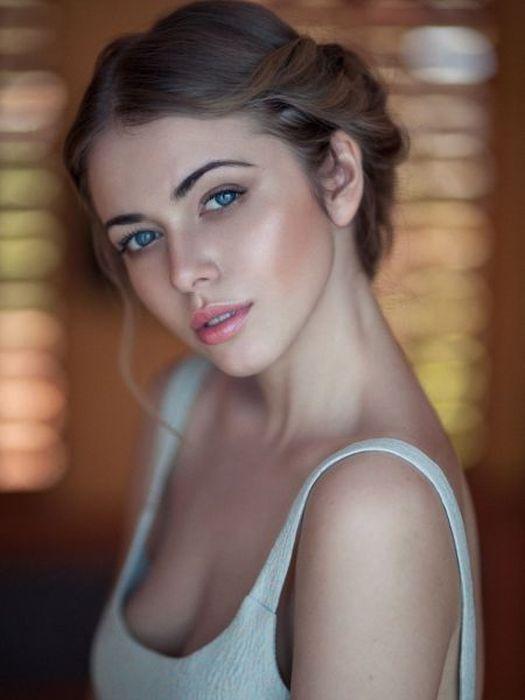 Красивые девушки (44 фото)