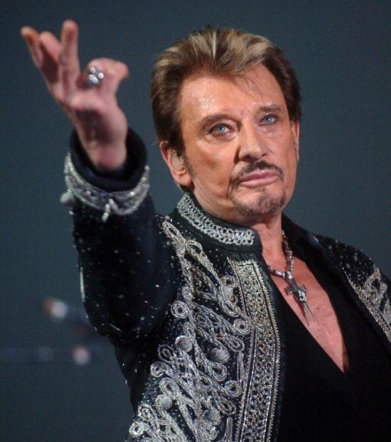 В Париже умер рок-певец Джонни Холлидей