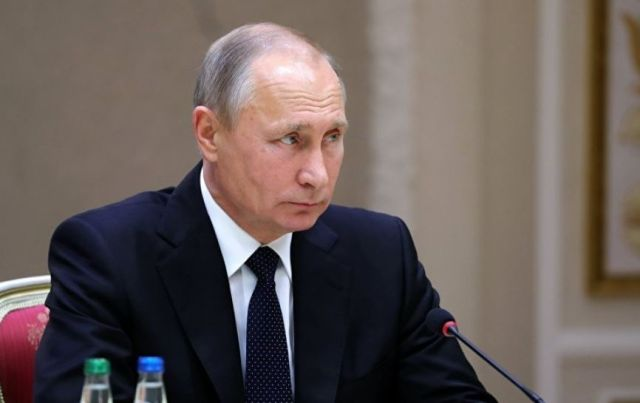 Владимир Путин объявил об участии в президентских выборах 2018 года