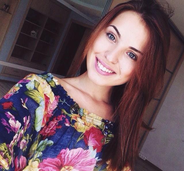 Красивые девушки (48 фото)