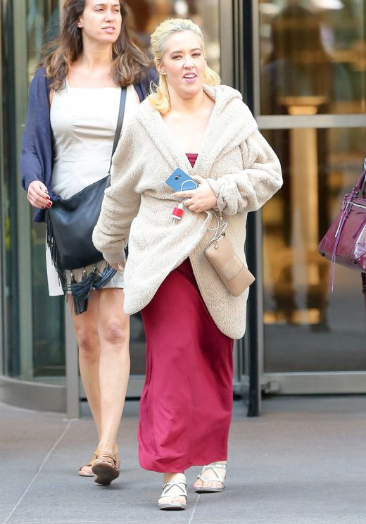 Звезда американского реалити-шоу Джун Шэнон, мать Милашки БуБу, изменилась до неузнаваемости (14 фото)