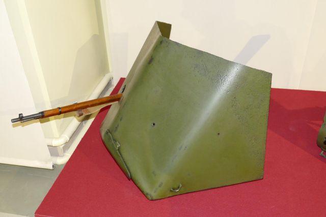 Пехотная броня из-под Ленинграда (8 фото)