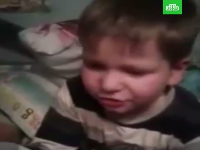6-летний мальчик просто хочет от всего отдохнуть