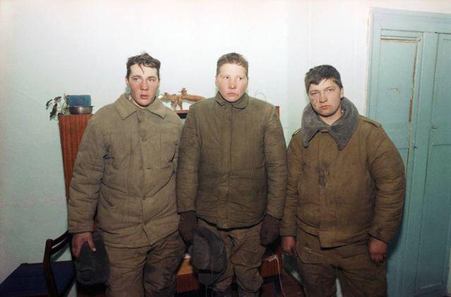 Первая чеченская война на фото (42 фото)