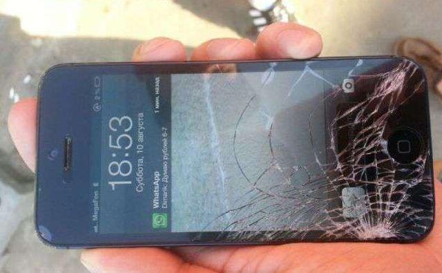 Осторожно, развод с «разбитым телефоном» (3 фото)