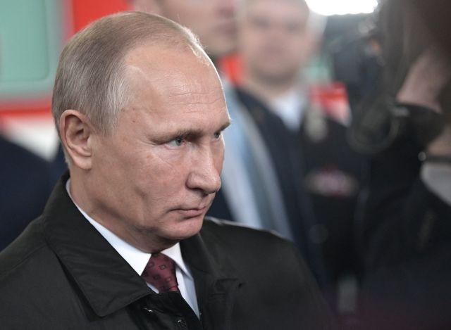 Большая пресс-конференция Владимира Путина. Полное видео