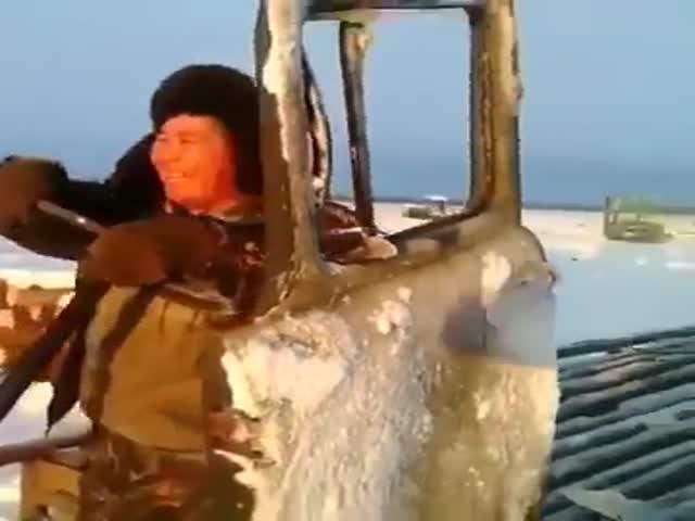 Юмор от жителей российского севера