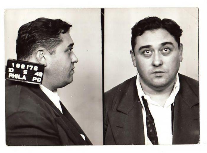 Преступники Филадельфии 50-х - 60-х годов XX века (25 фото)
