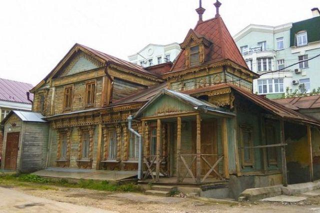 Необычное предназначение терема в центре Рязани (3 фото)