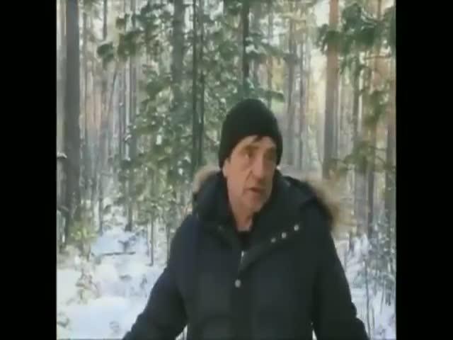 Застрявший в Сибири дальнобойщик рассказал об оказываемой ему помощи