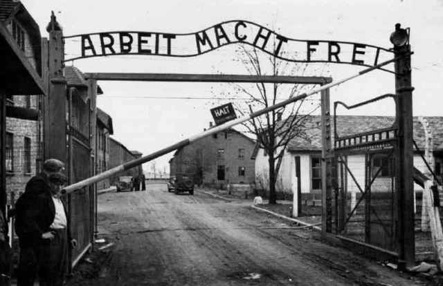 Тульский водитель маршрутки разместил на машине нацистский лозунг (2 фото)