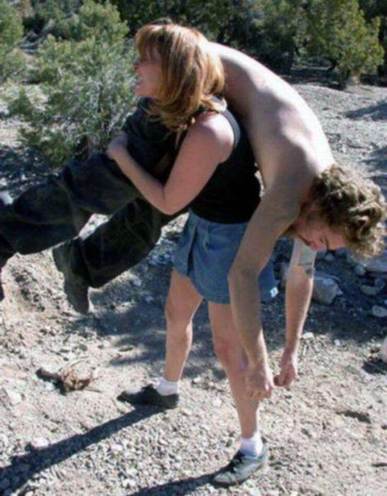 Женщины, которых трудно назвать слабым полом (45 фото)