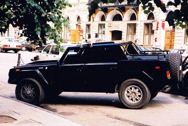 Экзотические автомобили в России (40 фото)