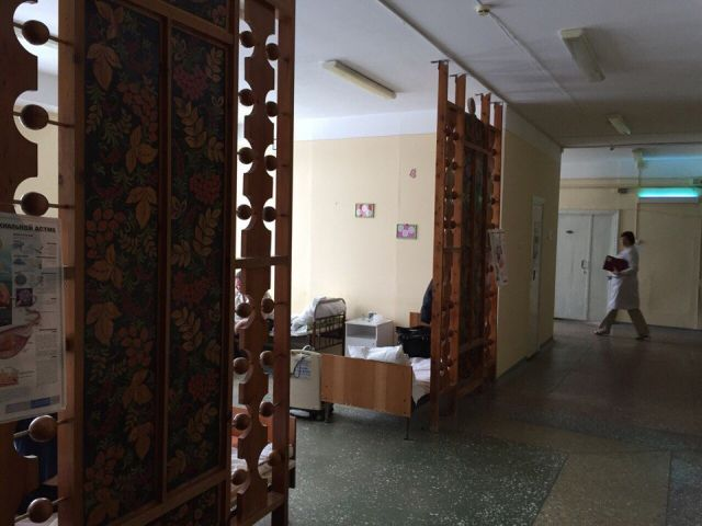 Обычная пермская больница (7 фото)