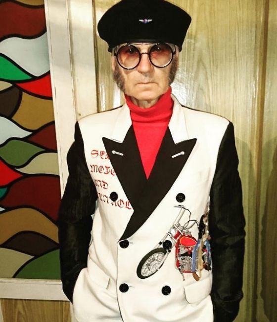 Борис Дунаевский - самый стильный пенсионер Хабаровска (16 фото)