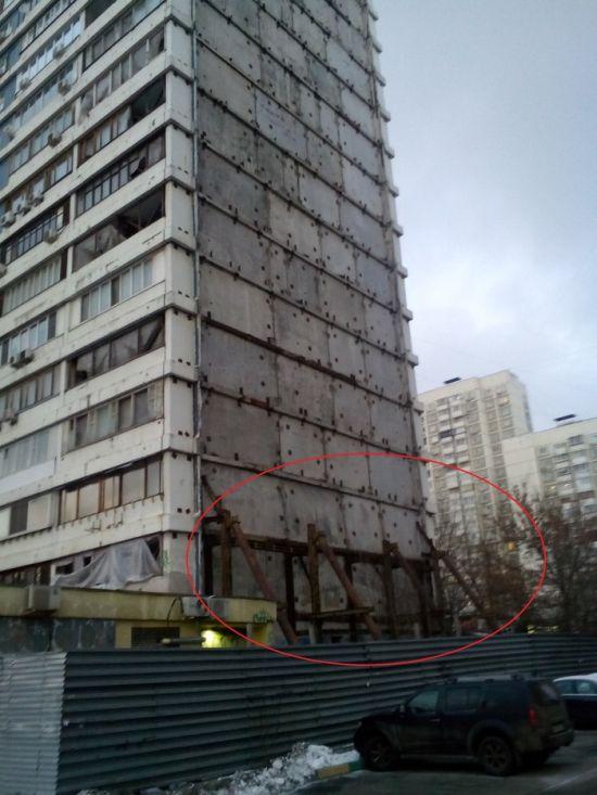 Опасный дом на Рублевском шоссе (2 фото)