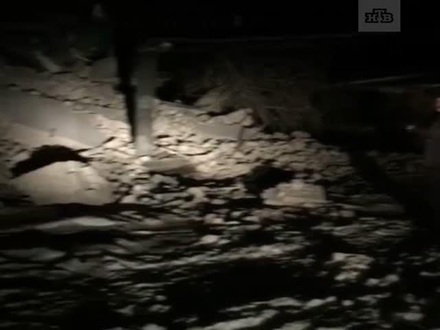 В Ивановской области рухнула стена жилого дома