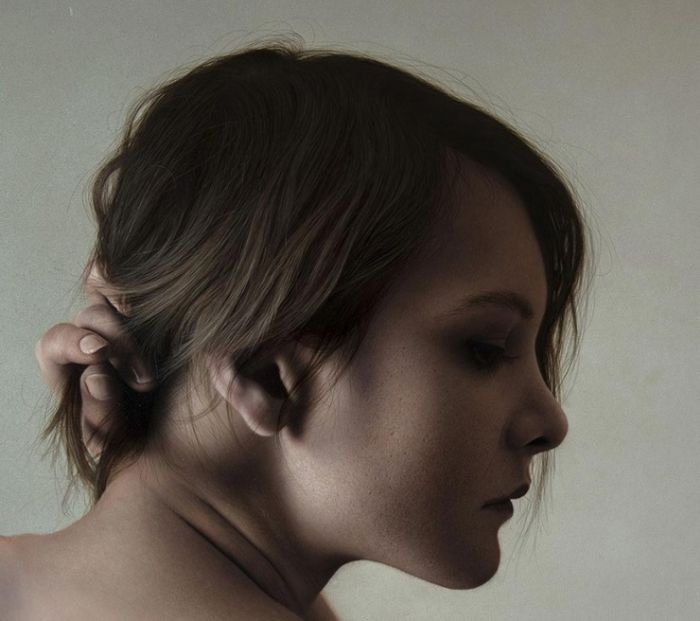 Гиперреалистичные портреты, похожие на фото (17 фото)