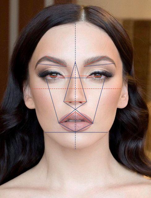 Звезды с идеальными чертами лица (18 фото)