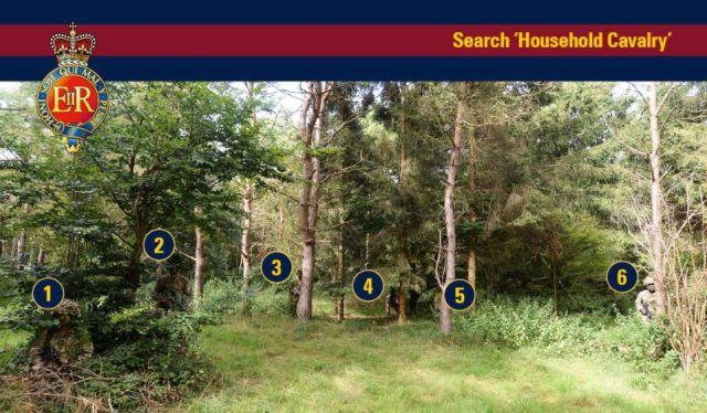 Найдите шесть стрелков на этом фото (2 фото)