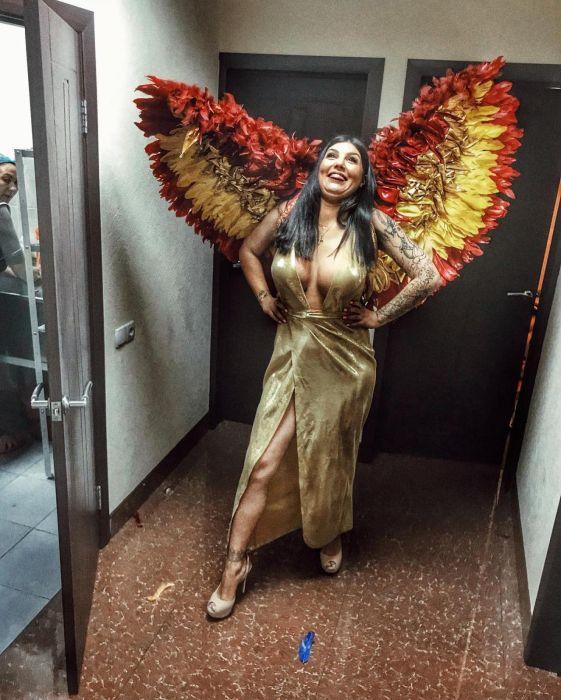 Людмила из Саратова покоряет Instagram (15 фото)