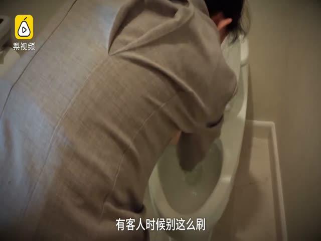 Горничные китайских отелей специально нарушали привила гигиены