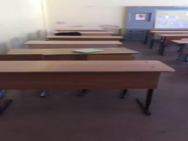 Учительница лишилась работы из-за видео с «убитым» кабинетом