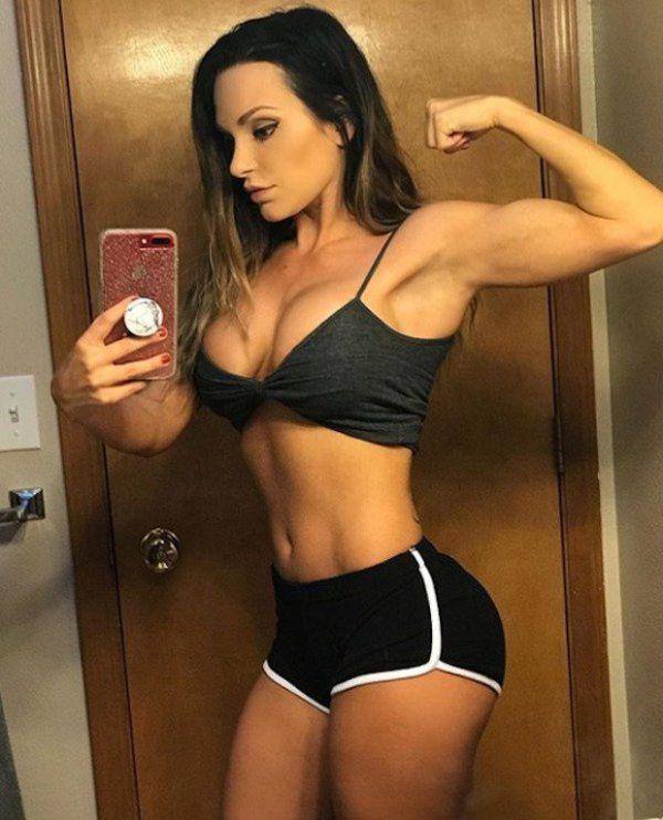 Спортивная телочка фото — 5