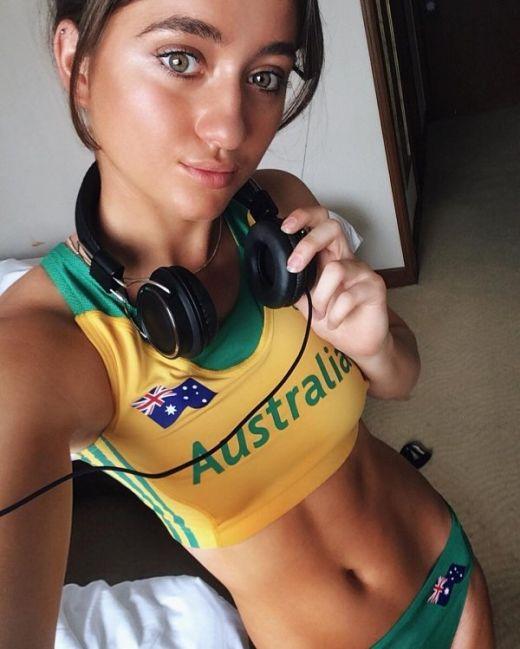 Восхитительная австралийская бегунья Клара Смит (26 фото)