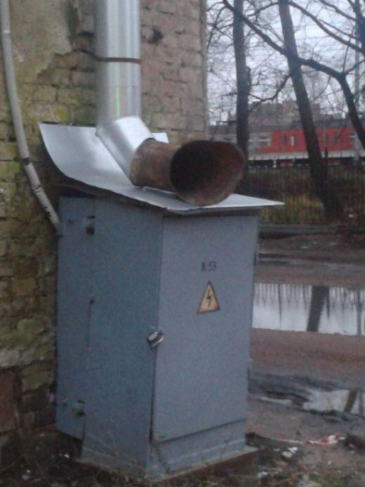 Техника безопасности по-русски (3 фото)