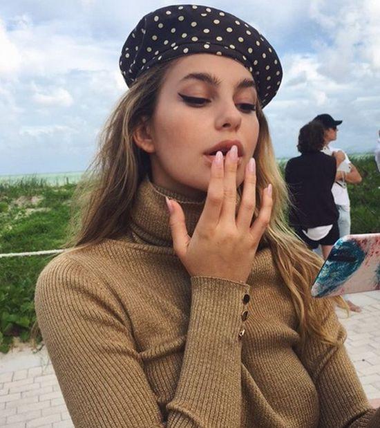 Леонардо Ди Каприо закрутил роман с 20-летней моделью Камилой Морроне (21 фото)