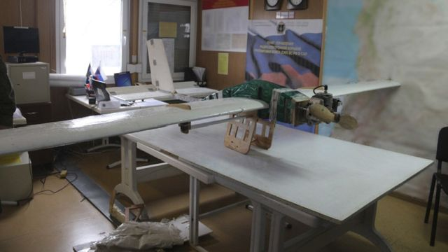 Минобороны опубликовало снимки беспилотников, атаковавших Хмеймим и Тартус (3 фото)
