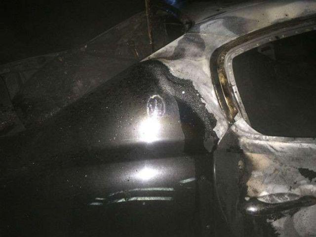 Как в Белоруссии разоблачили инсценированную аварию Maserati Quattroporte (5 фото)