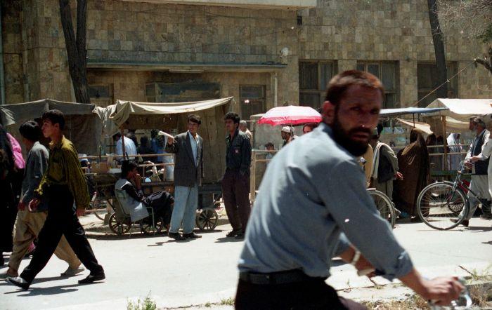Афганистан в 1995 году (50 фото)