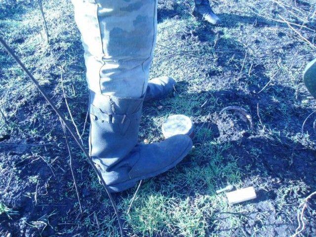 Последствия подрыва на мине ПМН-1 (7 фото)