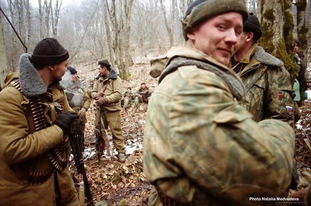 Героический бой Псковской бригады спецназа ГРУ