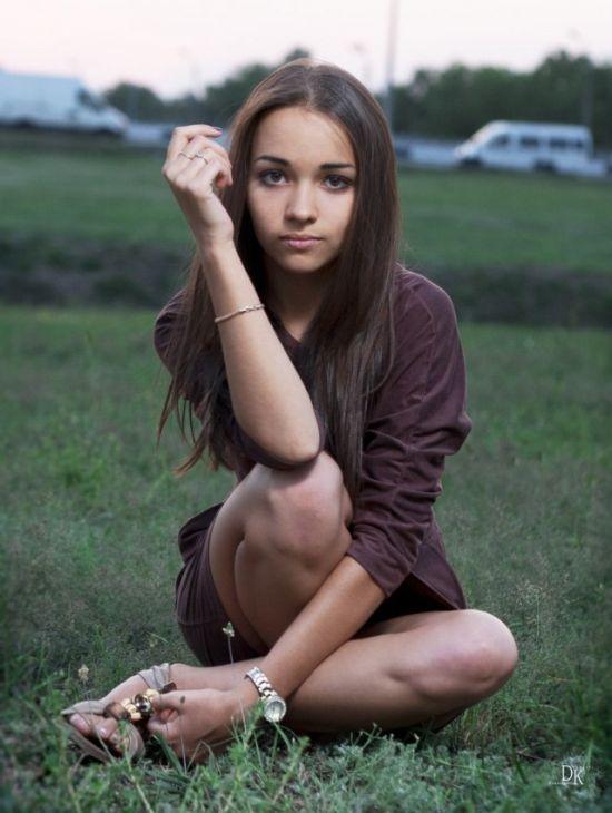 Очаровательные девушки (41 фото)