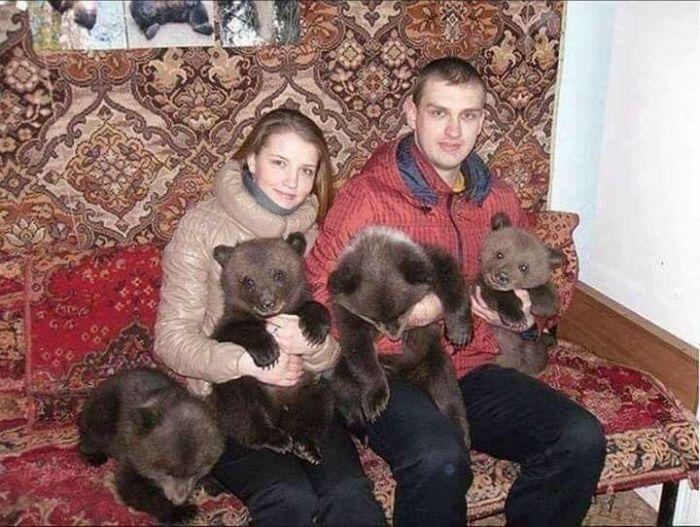 Странные и забавные фото с российских просторов (40 фото)