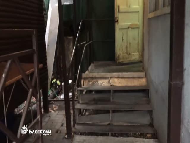 Сортировочный участок «Почты России» в Сочи