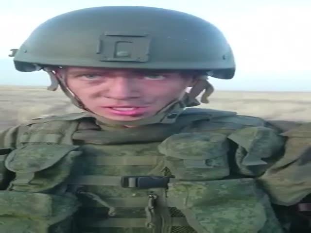 Солдат, разогревавший пищу, сжег БТР
