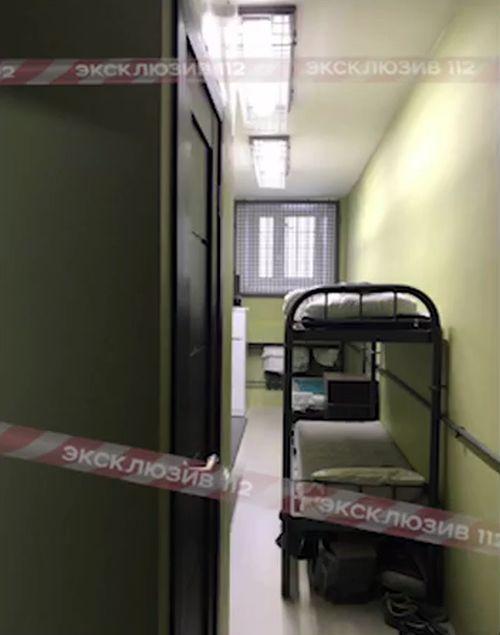 VIP-камеры следственного изолятора «Матросская тишина» (6 фото)
