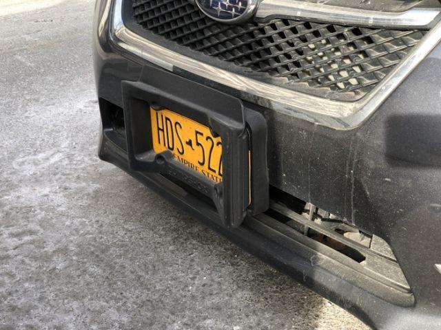 Автомобильная защита на случай контактной парковки (4 фото)