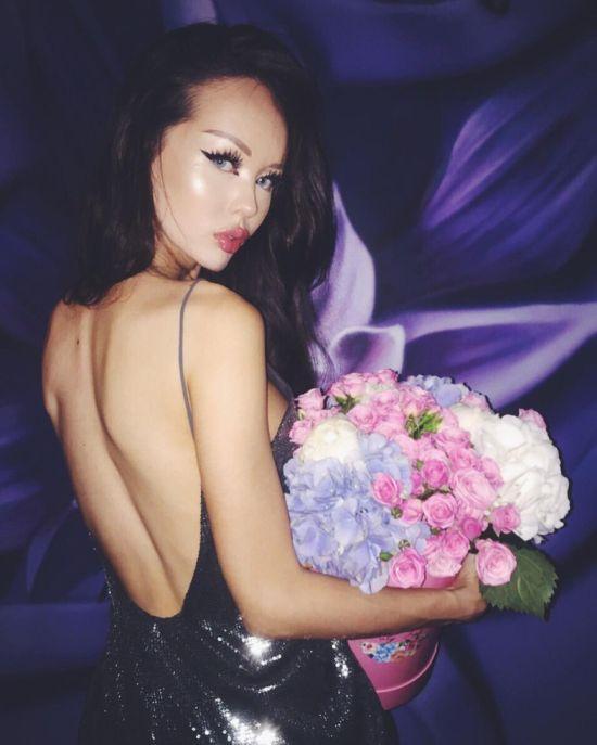 Динара Рахимбаева - главная Барби Казахстана (14 фото)