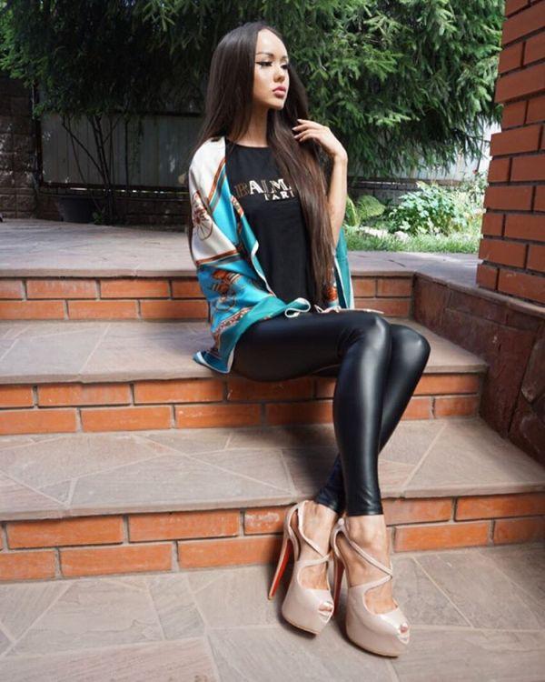 Главная кукла Казахстана